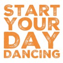 100 days Start your Day Dancing